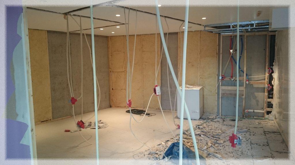 Rehabilitering av hus