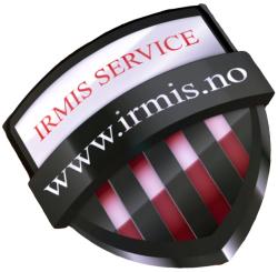 Irmis Service AS Logo